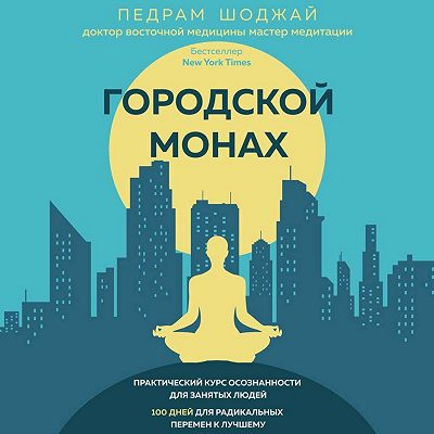 Городской монах. Практический курс осознанности для занятых людей. 100 дней для радикальных перемен к лучшему