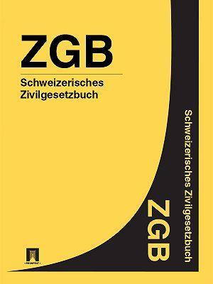 Schweizerisches Zivilgesetzbuch– ZGB